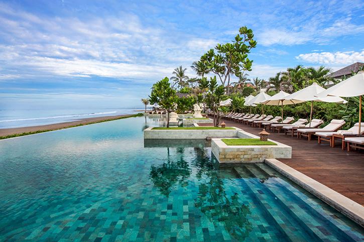 Infinity Pool, Seminyak Beach Resort