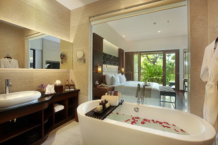 Seminyak Beach Resort Room Beach Wing