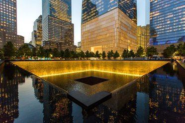 September 11 Memorial, New York, USA