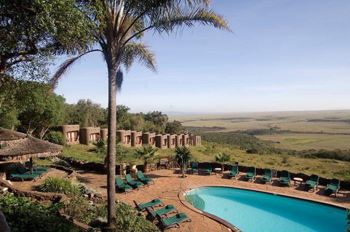 Serena Masai Mara vista