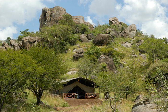 Serena Mbuze Mawe surroundings