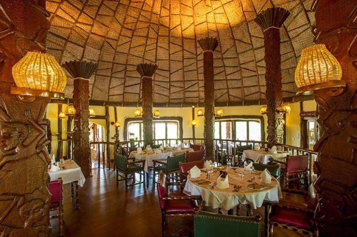 Serengeti Serena Dining Room
