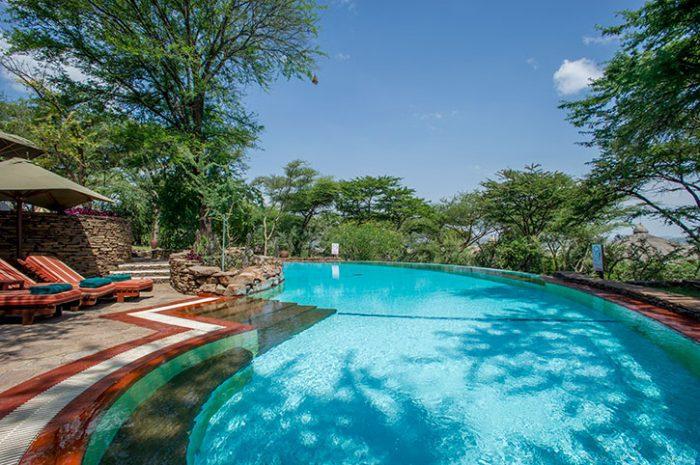 Serengeti Serena Pool