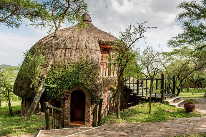 Serengeti Serena Room exterior