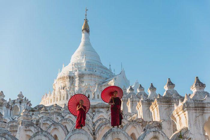 Settawya Pagoda Burma