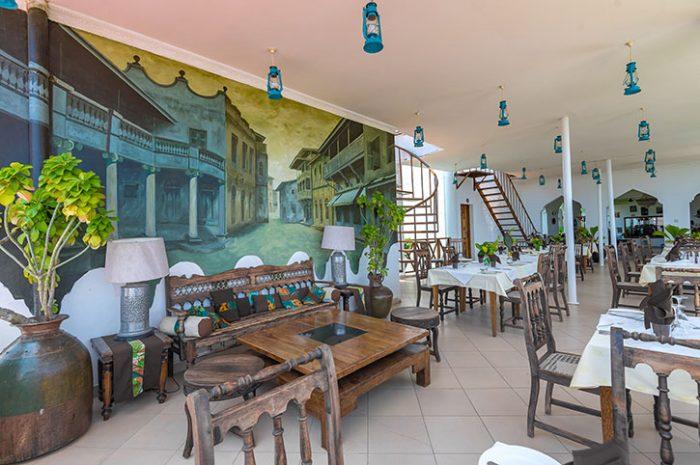 Seyyida Restaurant interior