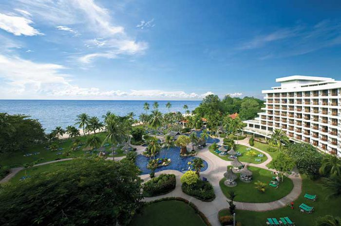 Shangri-La Golden Sands