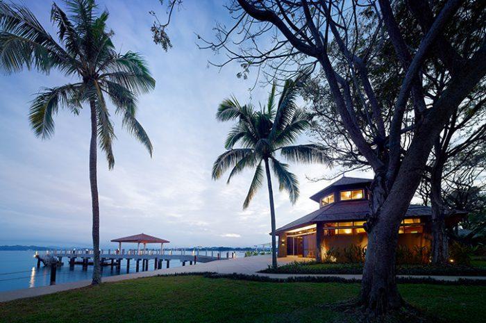 Shangri La Tanjung Aru Beach