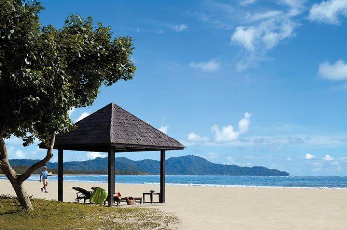Shangri La Rasa Ria Beach