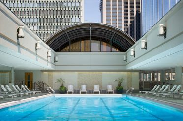 Sheraton Boston Hotel Pool
