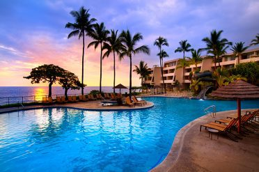 Sheraton Kona Swimming Pool