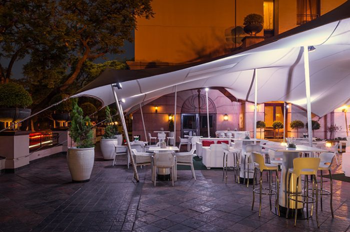 Sheraton Pretoria Outdoor Dining And Bar