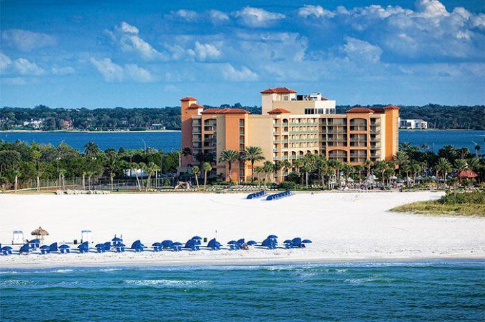 Sheraton Sand Key Hotel