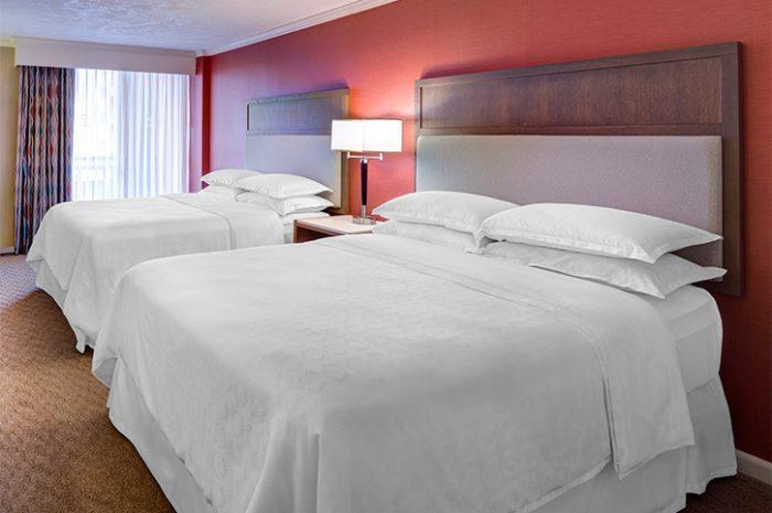 Sheraton Sand Key Hotel Bedroom