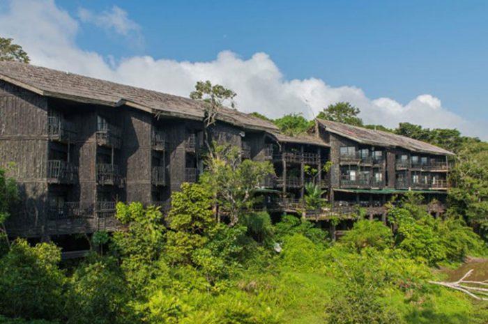 Shimba Hills Tree Lodge, Kenya