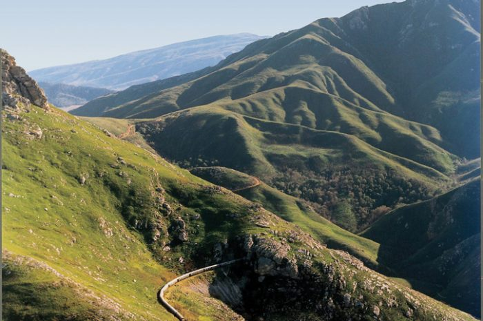 Traversing the Montagu Pass