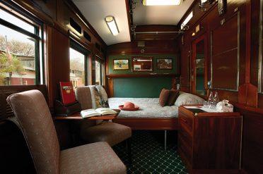 Shongololo Emerald Cabin