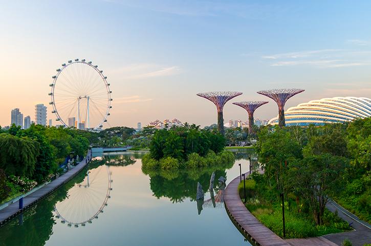 AUSTRALIA & SINGAPORE: 18 day holiday itinerary