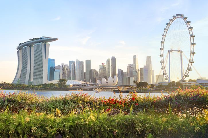WORLDWIDE STOPOVERS: Including Singapore, Bangkok, Tokyo and Hong Kong