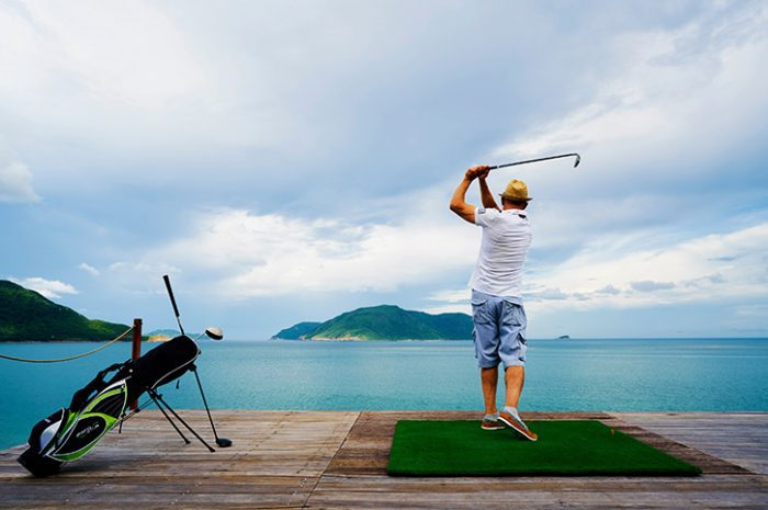 Six Senses Sustainable Golf