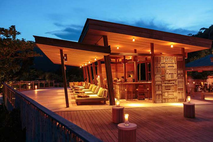 Six Senses Con Dao Elephant Bar