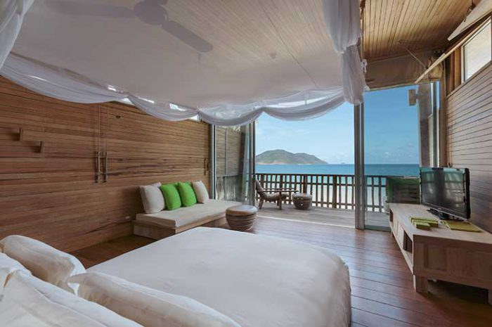 Six Senses Con Dao Pool Villa