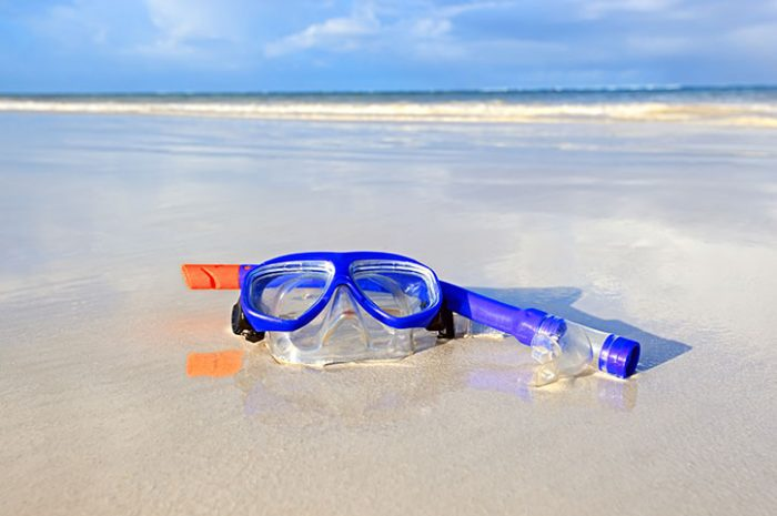 Snorkel On The Beach, Mombasa
