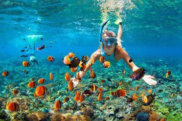 Snorkelling, Bali