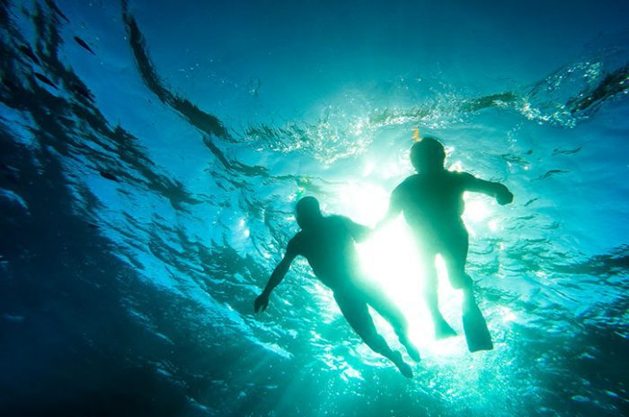 Snorkelling At Modriki Islands