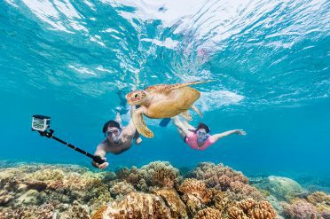 Snorkelling, Great Barrier Reef