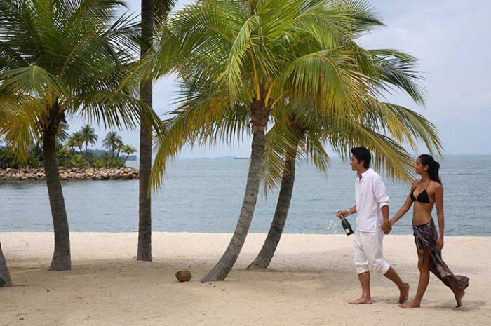 Sofitel Sentosa Resort Beach