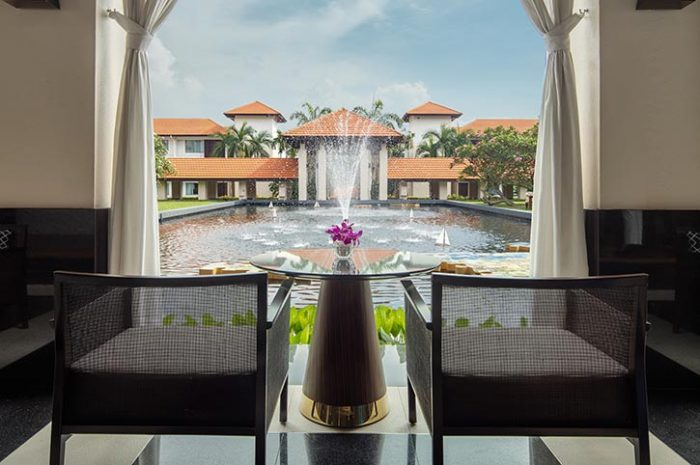 Sofitel Sentosa Resort LeBar Views