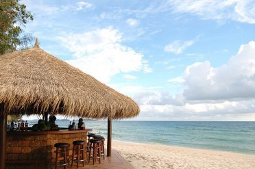 Sokha Beach Resort Beach Bar