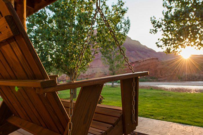 Sorrel River Ranch Decking