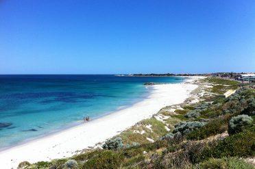 Sorrento Beach Resort Beach