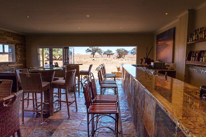 Sossusvlei Lodge Bar