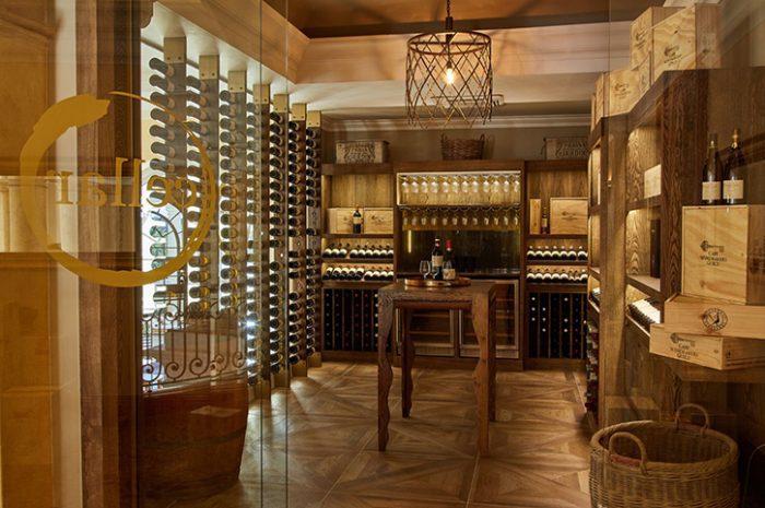 Southern Sun The Cullinan Wine Cellar