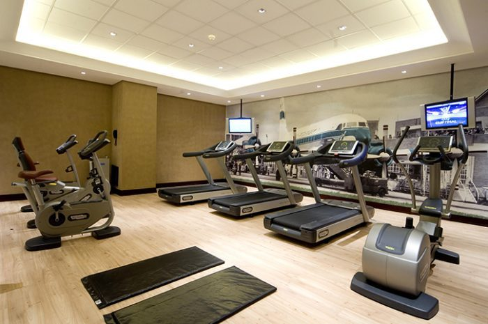 Southern Sun OR Tambo Fitness Centre