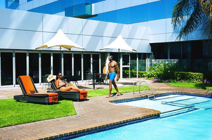 Southern Sun OR Tambo Pool