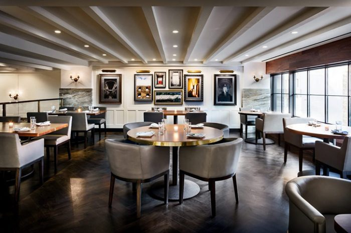 St Gregory Washington D.C Restaurant