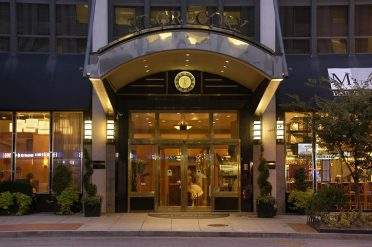 St Gregory Hotel, Washington D.C.