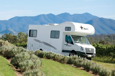 Star RV 4 Berth