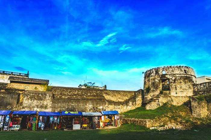 The Old Fort, Stone Town, Zanzibar