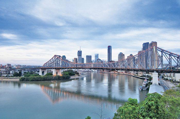 Storey Bridge, Brisbane