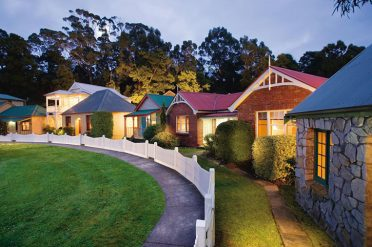 Strahan Village, Tasmania, Australia