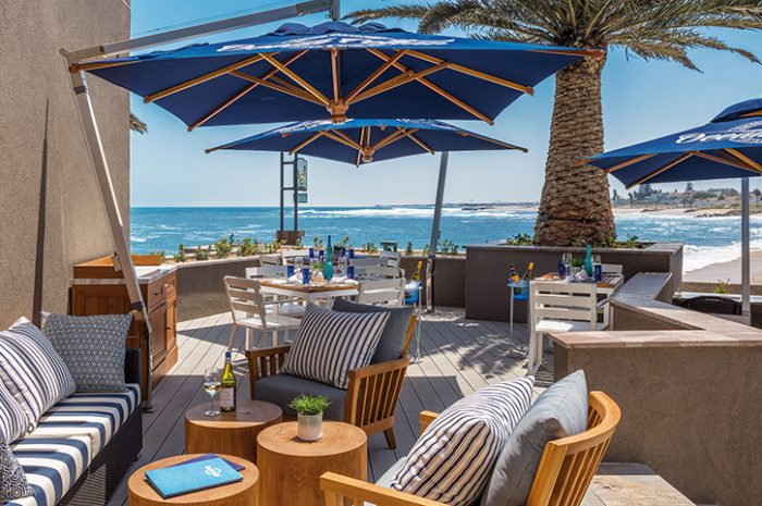 Strand Hotel Beachside Restaurant