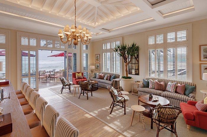 Strand Hotel Lounge