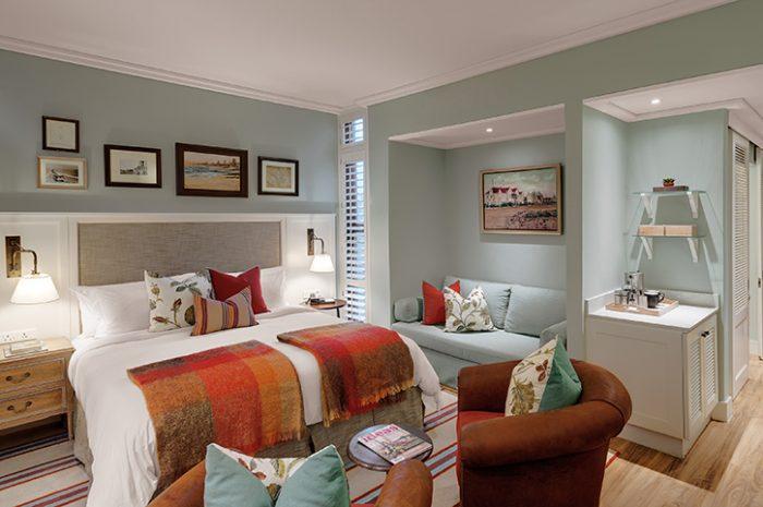 Strand Hotel Luxury Room