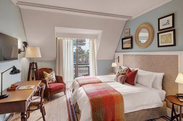 Strand Hotel Standard Room