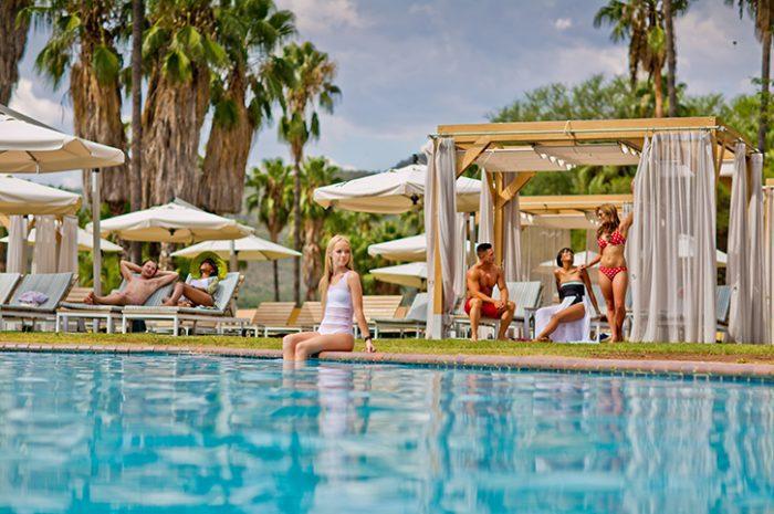 Sun City Cabanas Pool